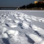 Foto: Es atkal biju uz ledus